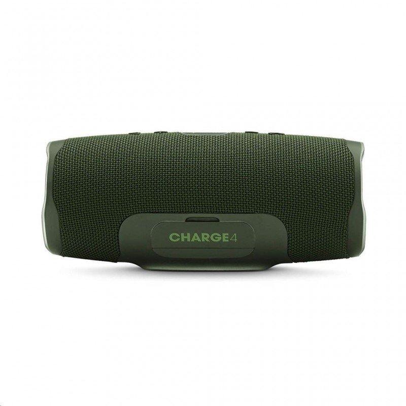 JBL Charge 4 Bluetooth hangszóró, vízhatlan (zöld)