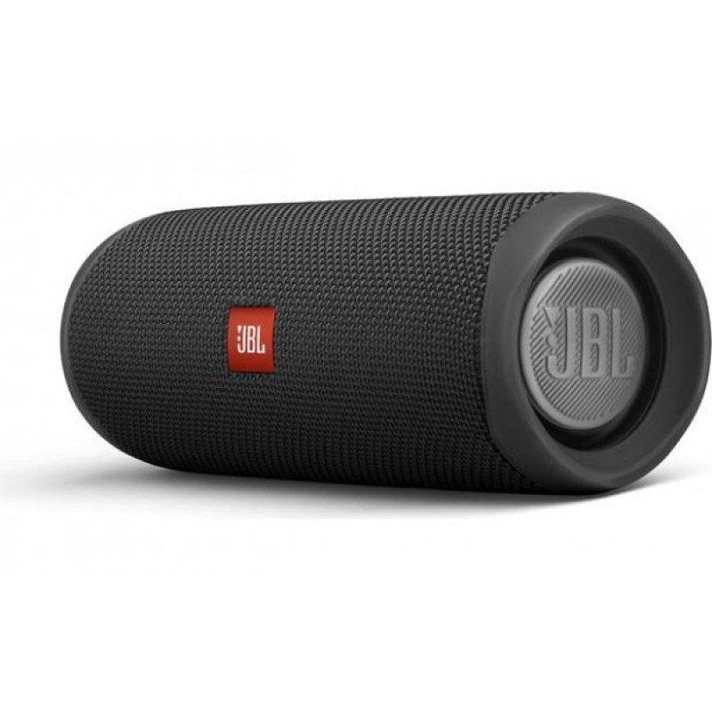 JBL Flip 5 Bluetooth hangszóró, vízhatlan (fekete)