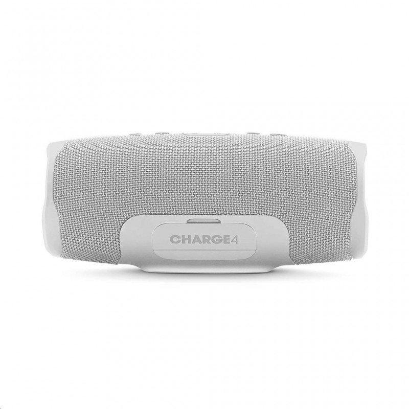 JBL Charge 4 Bluetooth hangszóró, vízhatlan (fehér)