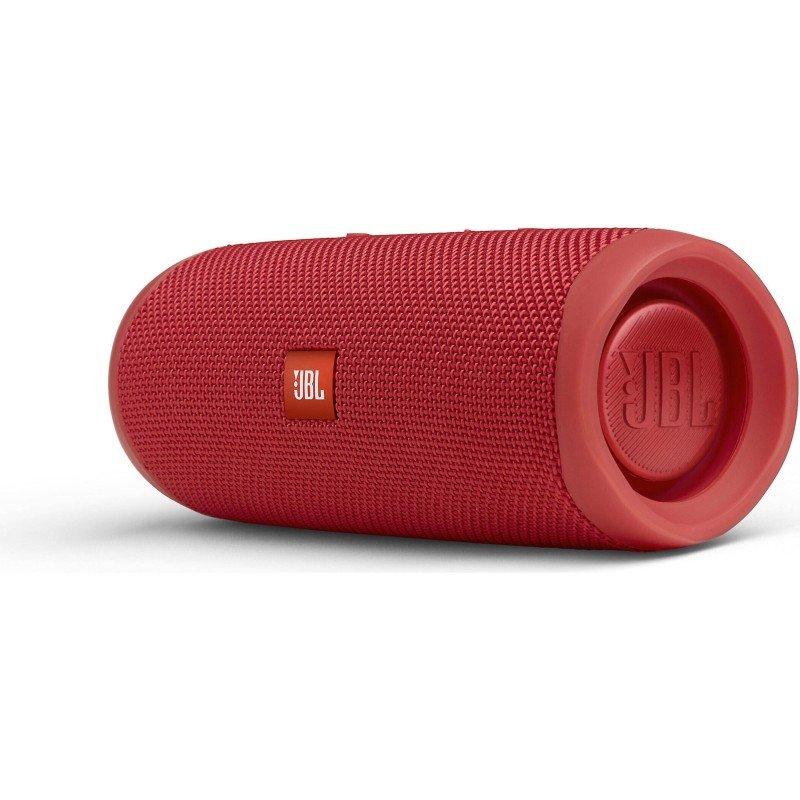 JBL Flip 5 Bluetooth hangszóró, vízhatlan (piros)