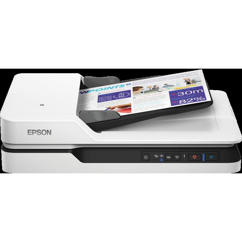 Epson Workforce DS-1660W Szkenner