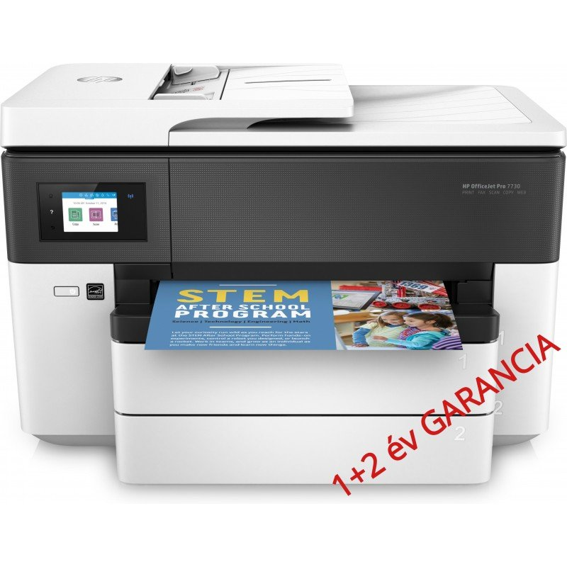 HP OfficeJet 7730 MFP ADF