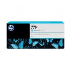 HP B6Y12A Patron Li Cyan No.771 (Eredeti)