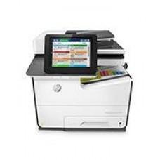 HP PageWide MFP 586z színes lézer multifunkciós nyomtató