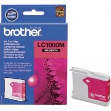 Brother LC1000 tintapatron Magenta (Eredeti)