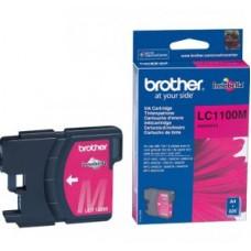 Brother LC1100 tintapatron Magenta (Eredeti)