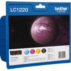 Brother LC1220 tintapatron csomag CMYK  (Eredeti)