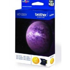 Brother LC1220 tintapatron Yellow (Eredeti)